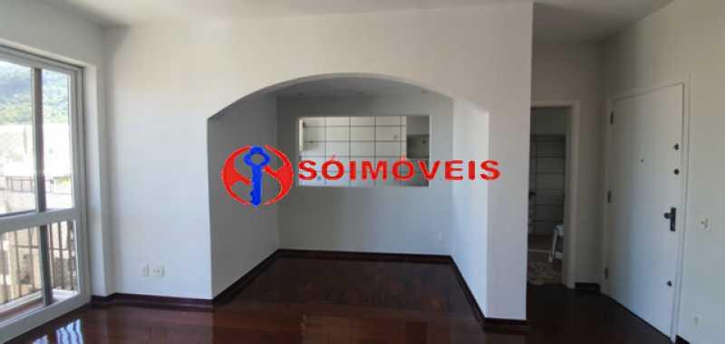 4 - Apartamento 2 quartos à venda Humaitá, Rio de Janeiro - R$ 915.000 - LBAP23322 - 5