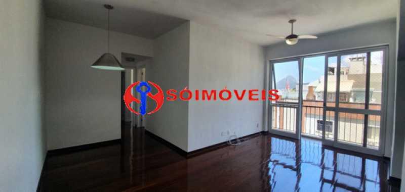 3 - Apartamento 2 quartos à venda Humaitá, Rio de Janeiro - R$ 915.000 - LBAP23322 - 4
