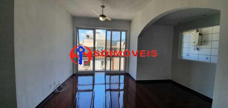 2 - Apartamento 2 quartos à venda Humaitá, Rio de Janeiro - R$ 915.000 - LBAP23322 - 3