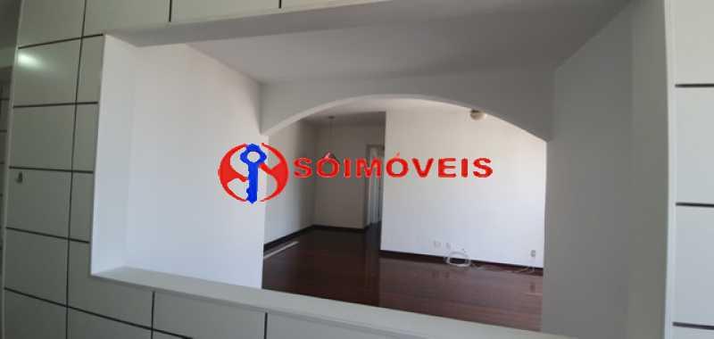 6 - Apartamento 2 quartos à venda Humaitá, Rio de Janeiro - R$ 915.000 - LBAP23322 - 7