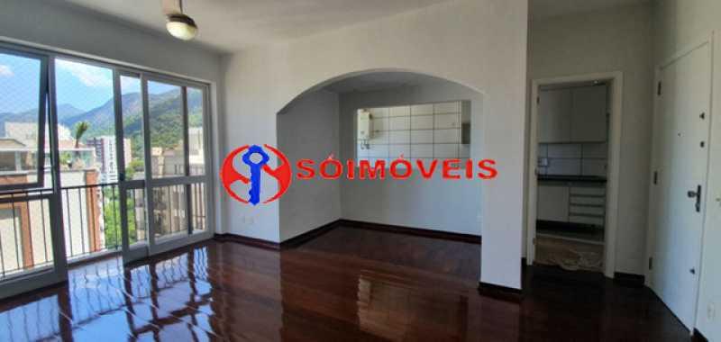 1 - Apartamento 2 quartos à venda Humaitá, Rio de Janeiro - R$ 915.000 - LBAP23322 - 1