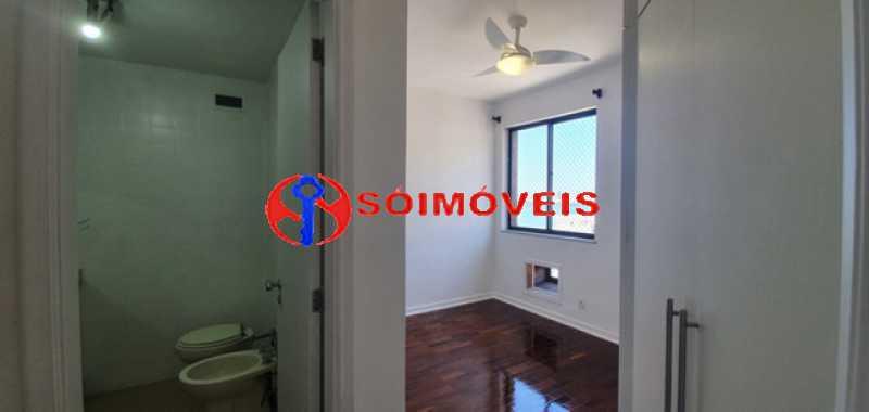15 - Apartamento 2 quartos à venda Humaitá, Rio de Janeiro - R$ 915.000 - LBAP23322 - 16