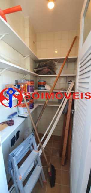 18 - Apartamento 2 quartos à venda Humaitá, Rio de Janeiro - R$ 915.000 - LBAP23322 - 19