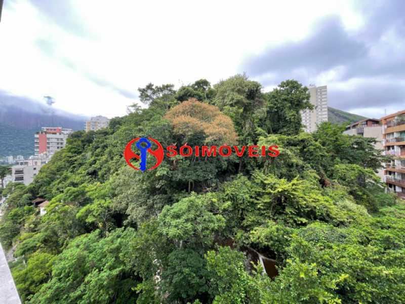 5 - Ampla cobertura duplex com espetacular vista Lagoa - LBCO40302 - 6