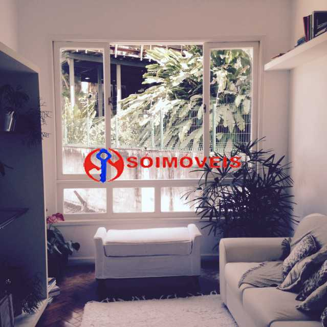 2 - Apartamento 2 quartos à venda Jardim Botânico, Rio de Janeiro - R$ 1.050.000 - LBAP23324 - 4