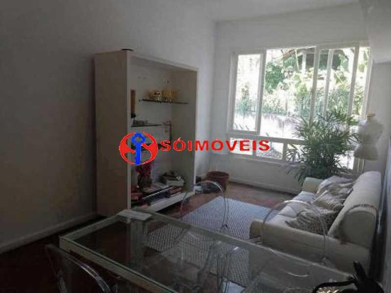 1 - Apartamento 2 quartos à venda Jardim Botânico, Rio de Janeiro - R$ 1.050.000 - LBAP23324 - 1