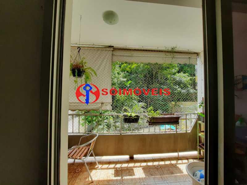 01 - Apartamento 2 quartos à venda Humaitá, Rio de Janeiro - R$ 1.199.000 - FLAP20544 - 1