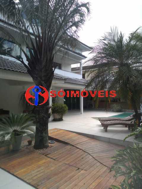 alameda 7 - Casa em Condomínio 5 quartos à venda Barra da Tijuca, Rio de Janeiro - R$ 5.500.000 - LBCN50031 - 3