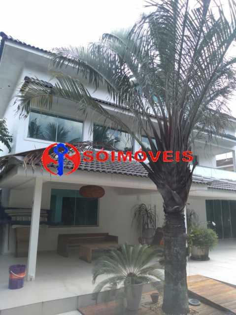 alameda 8 - Casa em Condomínio 5 quartos à venda Barra da Tijuca, Rio de Janeiro - R$ 5.500.000 - LBCN50031 - 4