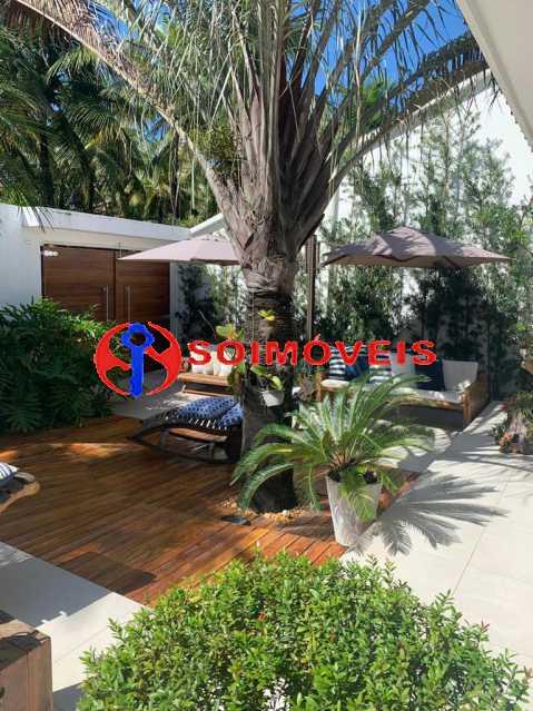 alameda 10 - Casa em Condomínio 5 quartos à venda Barra da Tijuca, Rio de Janeiro - R$ 5.500.000 - LBCN50031 - 5