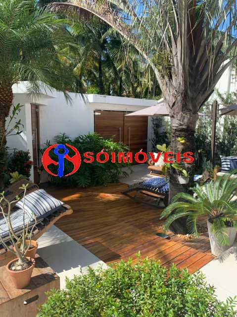 alameda 11 - Casa em Condomínio 5 quartos à venda Barra da Tijuca, Rio de Janeiro - R$ 5.500.000 - LBCN50031 - 6