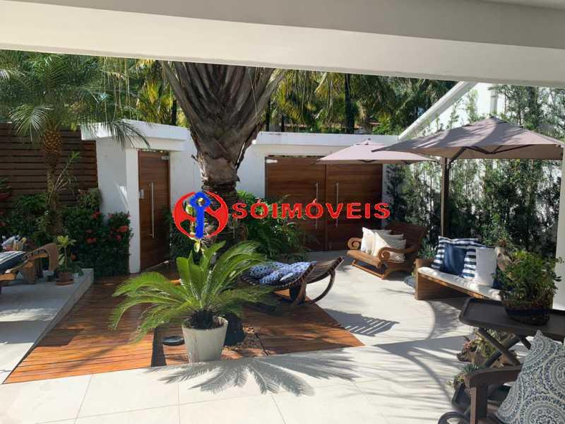 alameda 12 - Casa em Condomínio 5 quartos à venda Barra da Tijuca, Rio de Janeiro - R$ 5.500.000 - LBCN50031 - 7