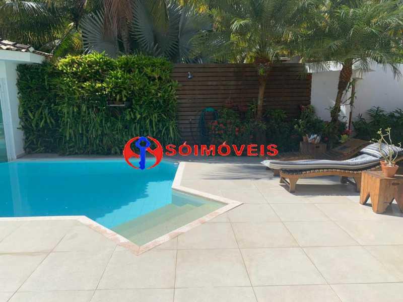 alameda 13 - Casa em Condomínio 5 quartos à venda Barra da Tijuca, Rio de Janeiro - R$ 5.500.000 - LBCN50031 - 8