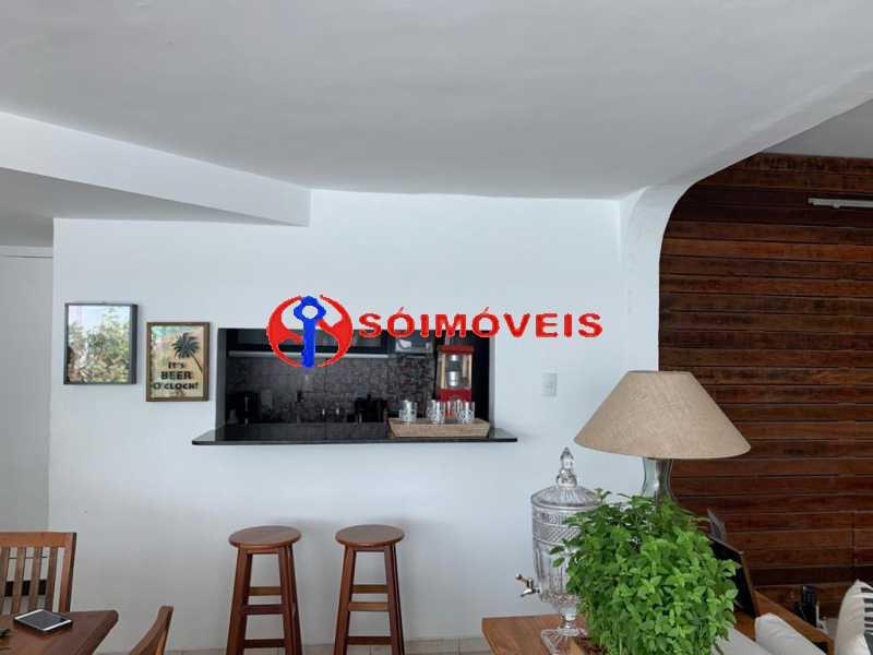 alameda 14 - Casa em Condomínio 5 quartos à venda Barra da Tijuca, Rio de Janeiro - R$ 5.500.000 - LBCN50031 - 9