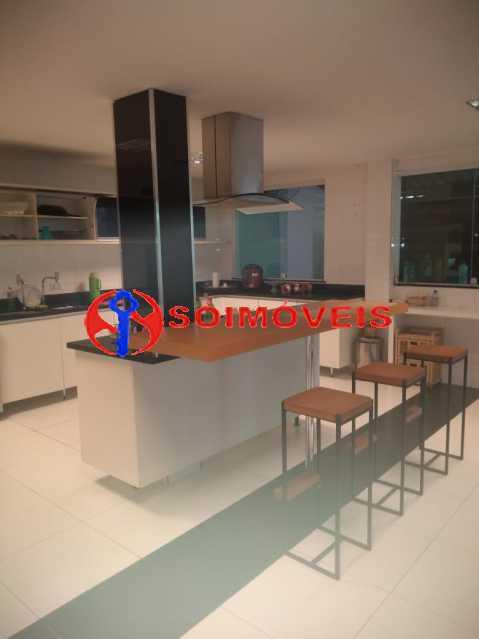 alameda 1 - Casa em Condomínio 5 quartos à venda Barra da Tijuca, Rio de Janeiro - R$ 5.500.000 - LBCN50031 - 10