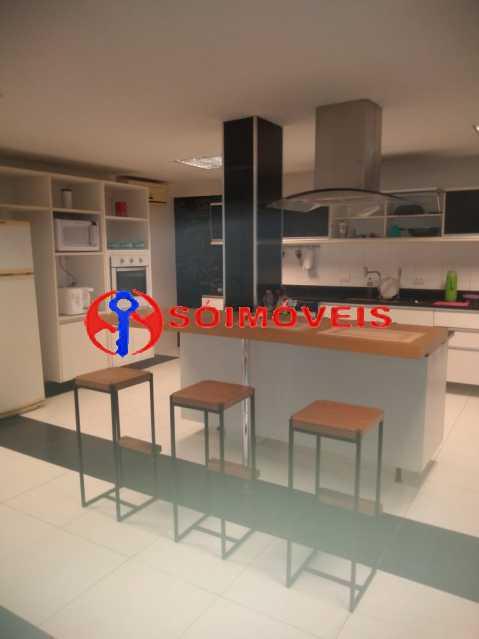 alameda 2 - Casa em Condomínio 5 quartos à venda Barra da Tijuca, Rio de Janeiro - R$ 5.500.000 - LBCN50031 - 11
