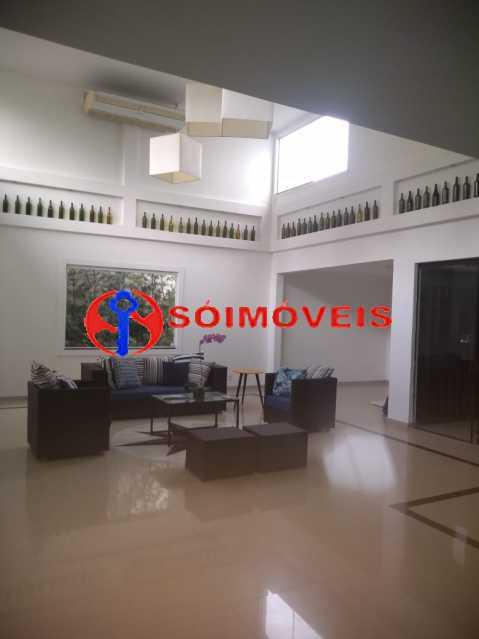 alameda 5 - Casa em Condomínio 5 quartos à venda Barra da Tijuca, Rio de Janeiro - R$ 5.500.000 - LBCN50031 - 12