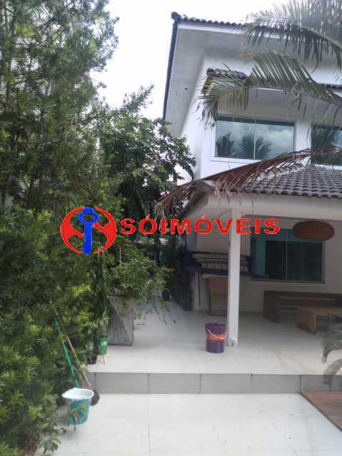 alameda 6 - Casa em Condomínio 5 quartos à venda Barra da Tijuca, Rio de Janeiro - R$ 5.500.000 - LBCN50031 - 13