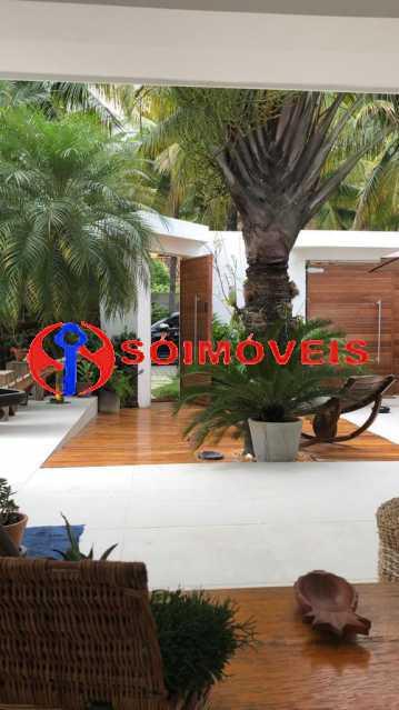 alameda 15 - Casa em Condomínio 5 quartos à venda Barra da Tijuca, Rio de Janeiro - R$ 5.500.000 - LBCN50031 - 18