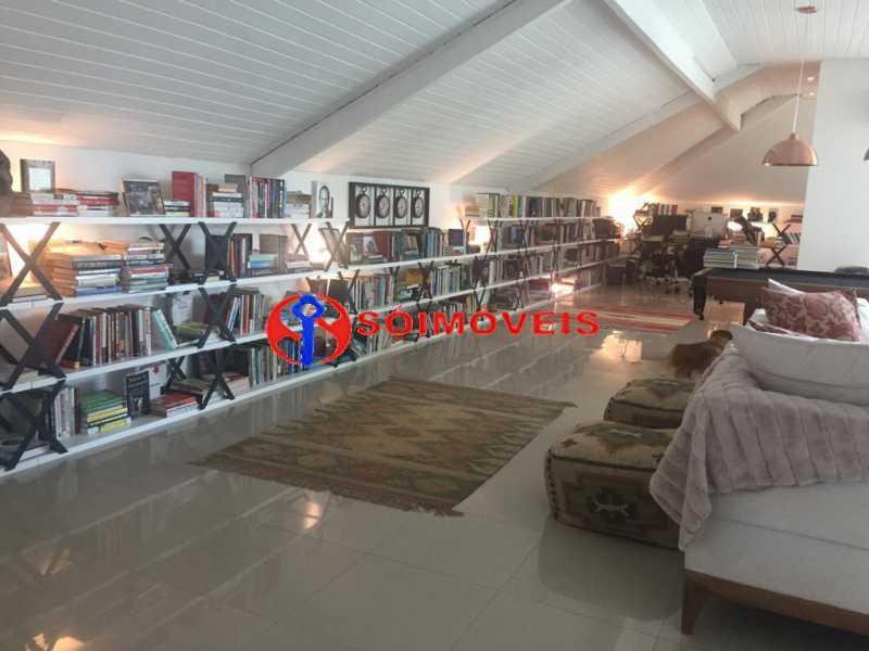 alameda 17 - Casa em Condomínio 5 quartos à venda Barra da Tijuca, Rio de Janeiro - R$ 5.500.000 - LBCN50031 - 20