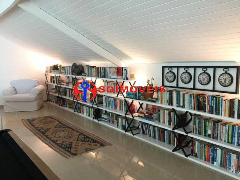 alameda 18 - Casa em Condomínio 5 quartos à venda Barra da Tijuca, Rio de Janeiro - R$ 5.500.000 - LBCN50031 - 21