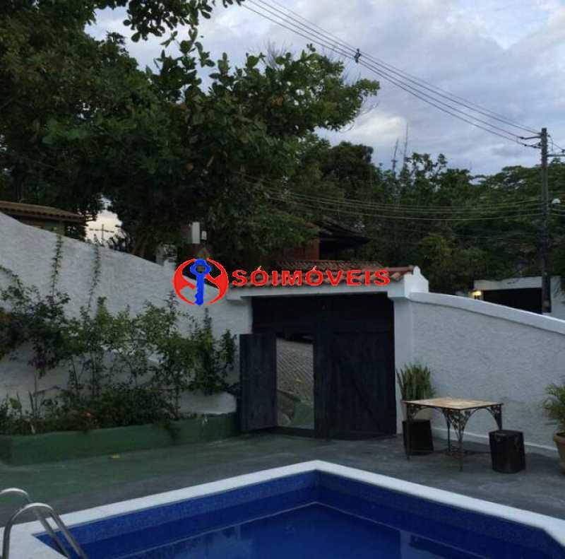 45e67b9cae5c819b149246a5032423 - Casa 4 quartos à venda Rio de Janeiro,RJ - R$ 2.445.000 - LBCA40076 - 4