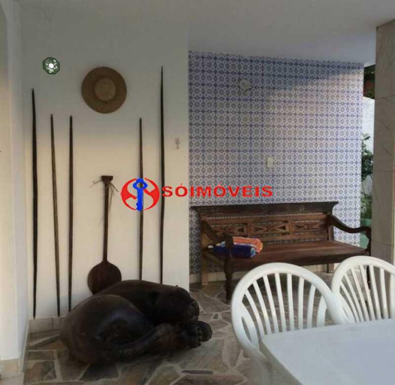 dfd1aca29444174be40d982e862853 - Casa 4 quartos à venda Rio de Janeiro,RJ - R$ 2.445.000 - LBCA40076 - 21