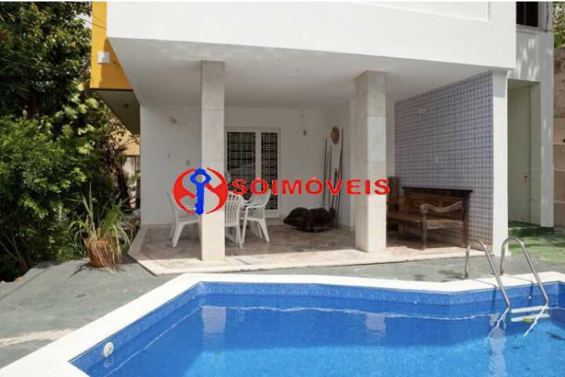 f6b52f39d586c4d90f204f8e42fcac - Casa 4 quartos à venda Rio de Janeiro,RJ - R$ 2.445.000 - LBCA40076 - 23