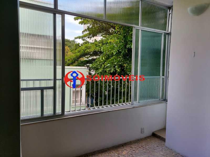 02 - Apartamento 2 quartos à venda Laranjeiras, Rio de Janeiro - R$ 850.000 - FLAP20547 - 3