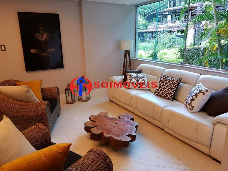 2. - Casa em Condomínio 5 quartos à venda Itanhangá, Rio de Janeiro - R$ 1.790.000 - LBCN50032 - 1