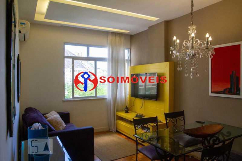 1 - Apartamento 2 quartos à venda Lagoa, Rio de Janeiro - R$ 1.050.000 - LBAP23382 - 3