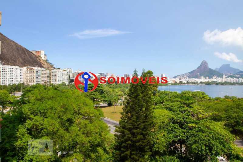 8 1 - Apartamento 2 quartos à venda Lagoa, Rio de Janeiro - R$ 1.050.000 - LBAP23382 - 1