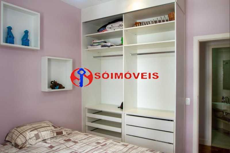 10 - Apartamento 2 quartos à venda Lagoa, Rio de Janeiro - R$ 1.050.000 - LBAP23382 - 12