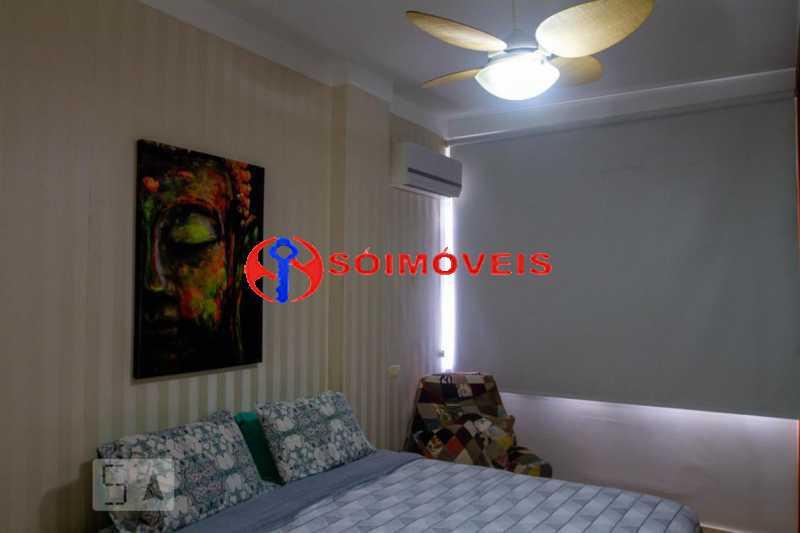 13 - Apartamento 2 quartos à venda Lagoa, Rio de Janeiro - R$ 1.050.000 - LBAP23382 - 16