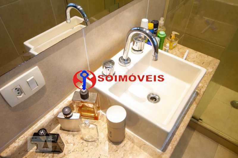 21 - Apartamento 2 quartos à venda Lagoa, Rio de Janeiro - R$ 1.050.000 - LBAP23382 - 23