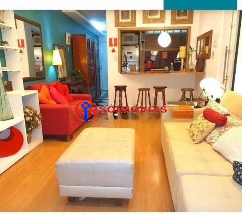 288159395666684 7 - Apartamento 2 quartos à venda Humaitá, Rio de Janeiro - R$ 750.000 - LBAP23387 - 3