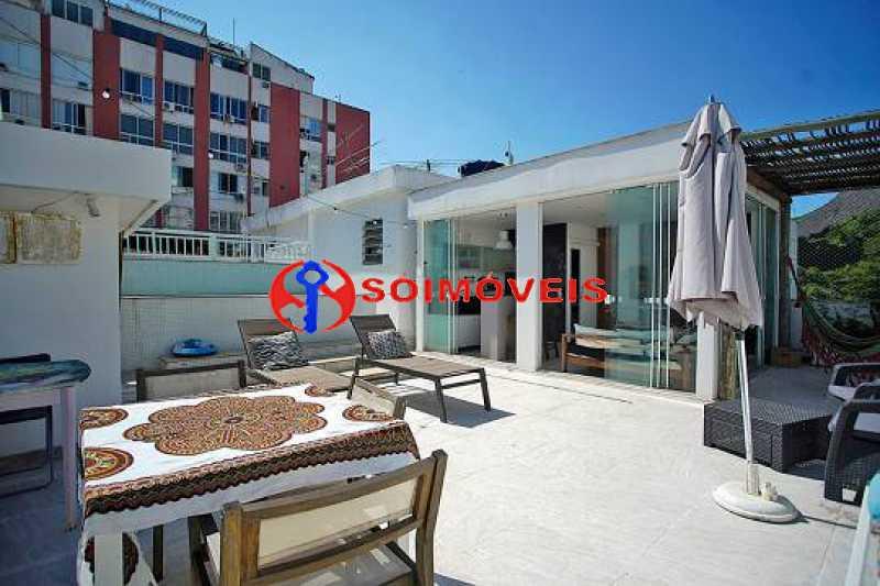 20 - Cobertura 3 quartos à venda Rio de Janeiro,RJ - R$ 2.950.000 - LBCO30407 - 21