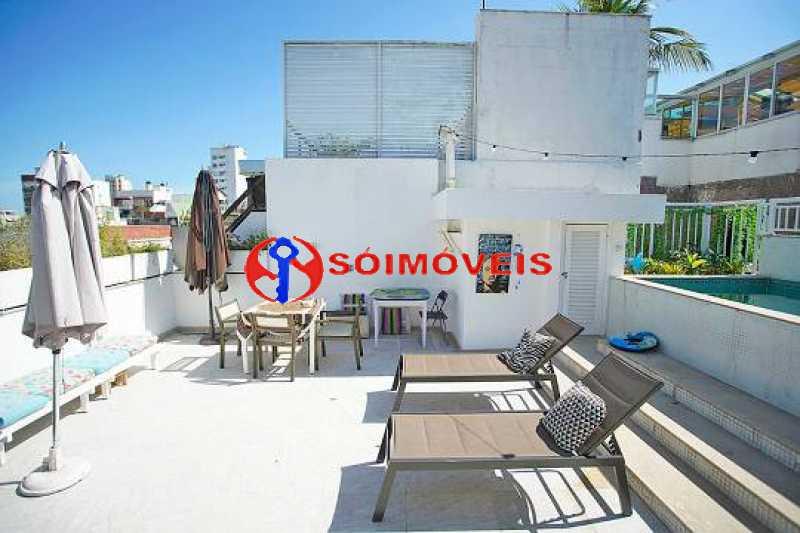 21 - Cobertura 3 quartos à venda Rio de Janeiro,RJ - R$ 2.950.000 - LBCO30407 - 22