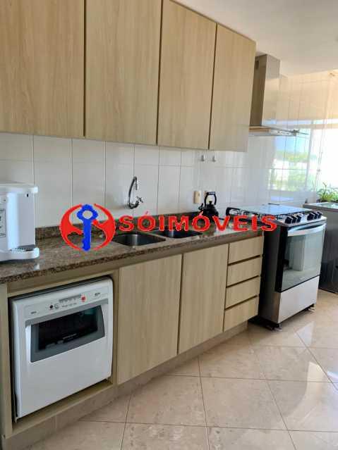 14 - Apartamento 2 quartos à venda Gávea, Rio de Janeiro - R$ 1.800.000 - LBAP23390 - 9