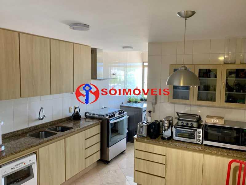 16 - Apartamento 2 quartos à venda Gávea, Rio de Janeiro - R$ 1.800.000 - LBAP23390 - 11