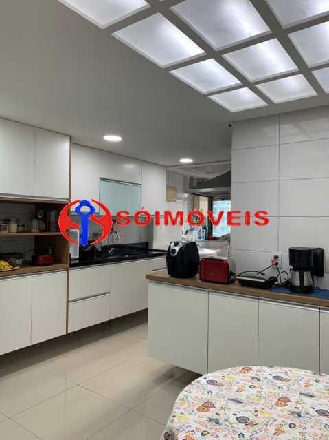 cozinha - Apartamento à venda Rua Mário Agostinelli,Jacarepaguá, Rio de Janeiro - R$ 1.280.000 - POAP40097 - 21