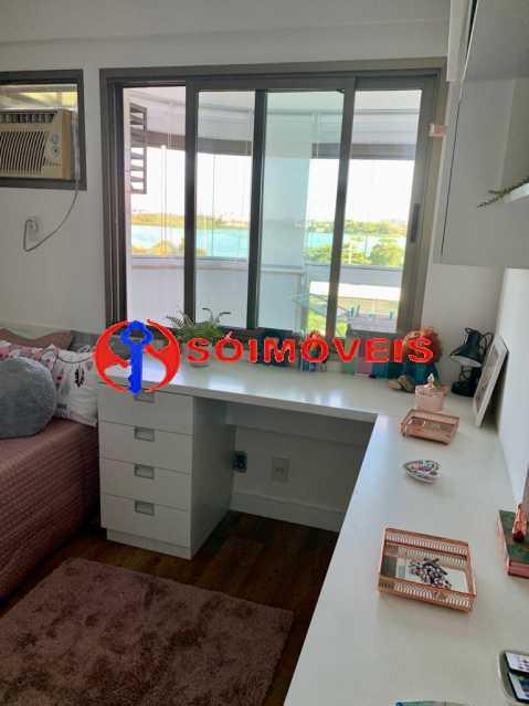 qto 2a - Apartamento à venda Rua Mário Agostinelli,Jacarepaguá, Rio de Janeiro - R$ 1.280.000 - POAP40097 - 16