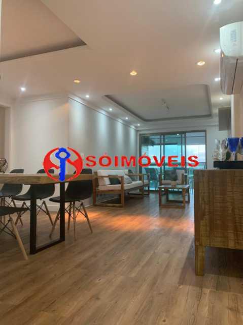 sala 3 - Apartamento à venda Rua Mário Agostinelli,Jacarepaguá, Rio de Janeiro - R$ 1.280.000 - POAP40097 - 1