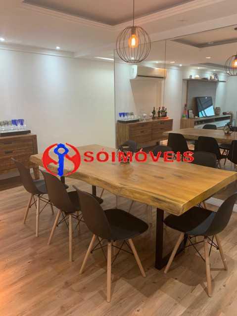 sala 4 - Apartamento à venda Rua Mário Agostinelli,Jacarepaguá, Rio de Janeiro - R$ 1.280.000 - POAP40097 - 4