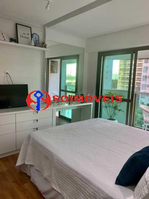 suite 1 - Apartamento à venda Rua Mário Agostinelli,Jacarepaguá, Rio de Janeiro - R$ 1.280.000 - POAP40097 - 6