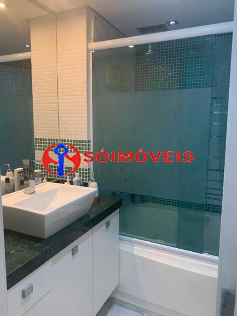 suite 1e - Apartamento à venda Rua Mário Agostinelli,Jacarepaguá, Rio de Janeiro - R$ 1.280.000 - POAP40097 - 11