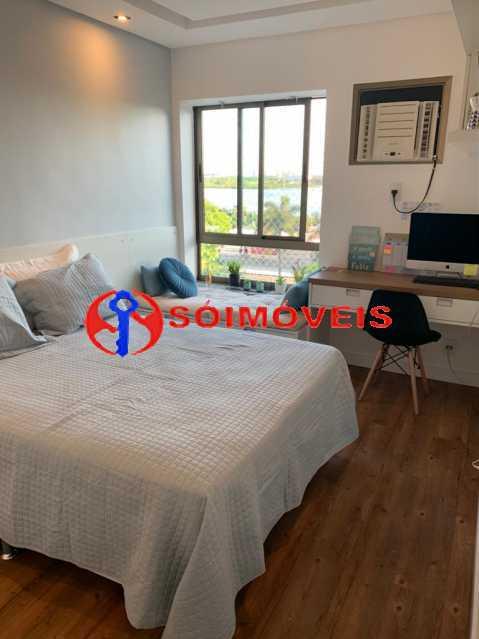 suite2 - Apartamento à venda Rua Mário Agostinelli,Jacarepaguá, Rio de Janeiro - R$ 1.280.000 - POAP40097 - 12