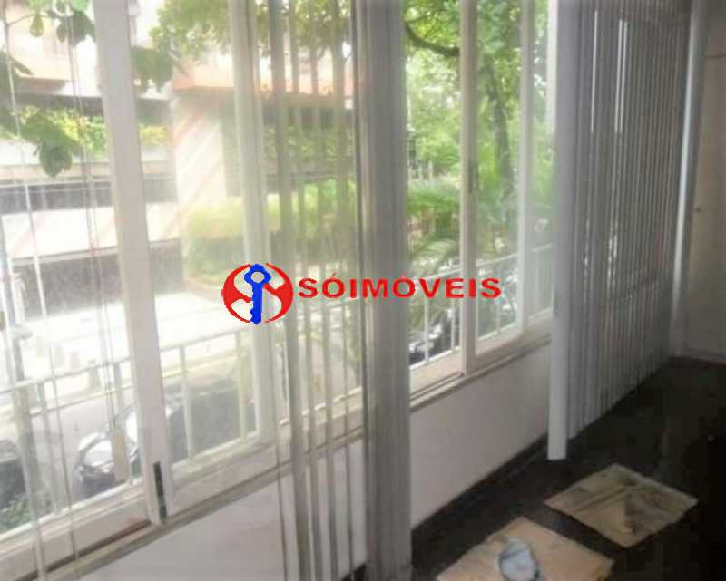 1 - Casa 6 quartos à venda Rio de Janeiro,RJ - R$ 9.500.000 - LBCA60021 - 1