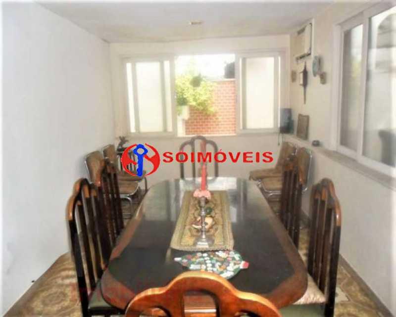 6 - Casa 6 quartos à venda Rio de Janeiro,RJ - R$ 9.500.000 - LBCA60021 - 7