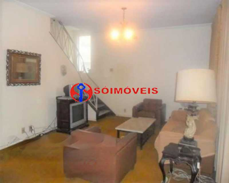4 - Casa 6 quartos à venda Rio de Janeiro,RJ - R$ 9.500.000 - LBCA60021 - 5